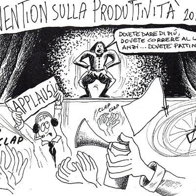 convention produttività