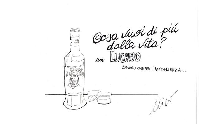 amaro Mimmo Lucano