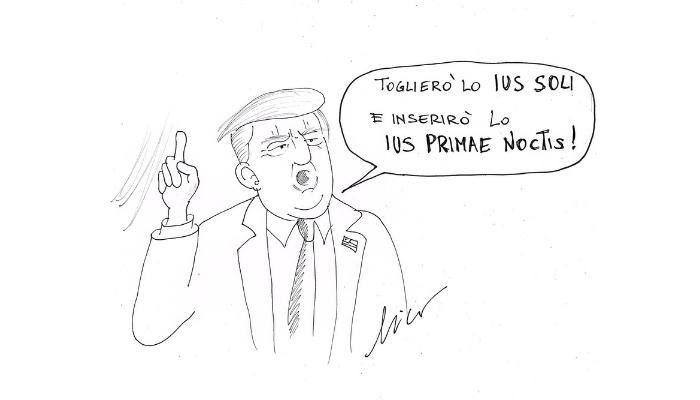 Trump ius soli