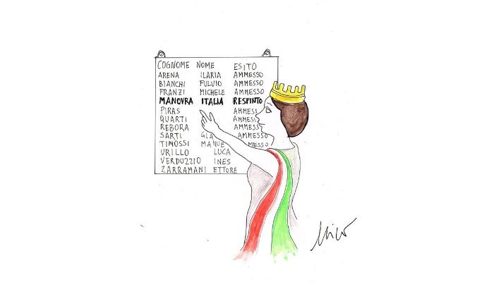 bocciatura manovra italiana