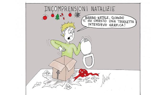 incomprensioni natalizie