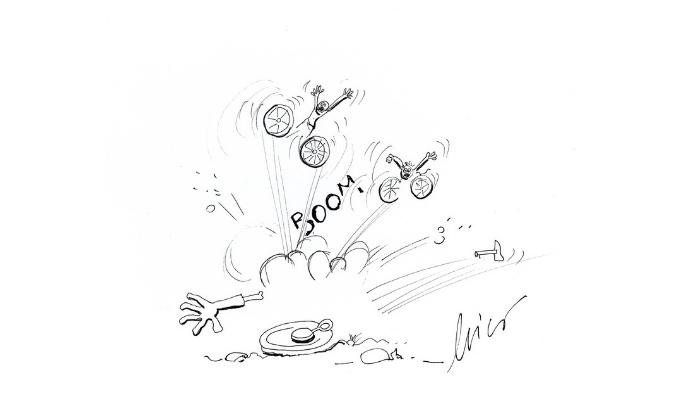 pista ciclabile Prato