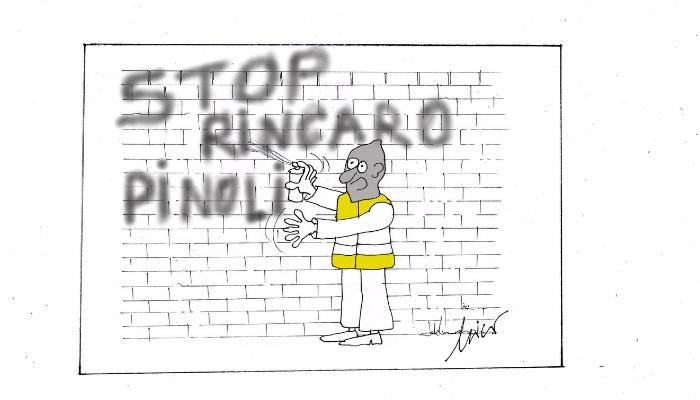 protesta pinoli