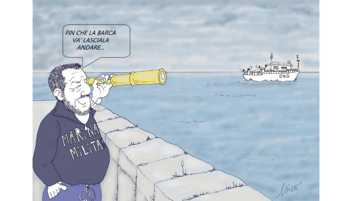 fin che la barca va'...