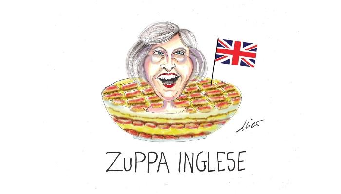 zuppa inglese