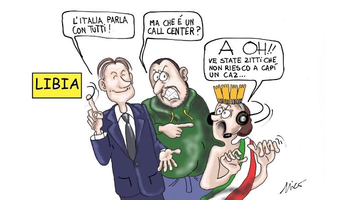 Italia call center