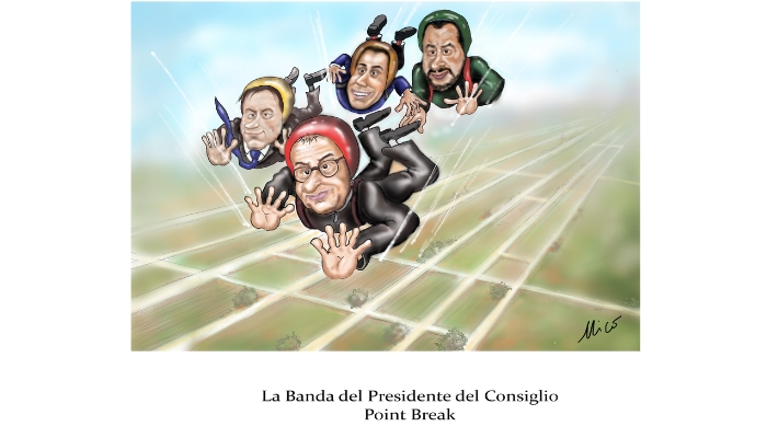 La Banda del Presidente del Consiglio, Point Break