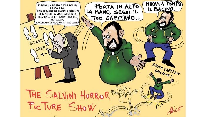 The Salvini Horror Picture Show