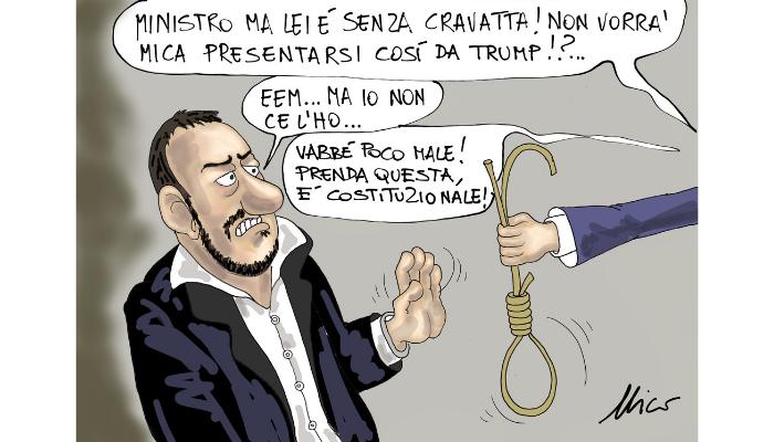 Senza Cravatta