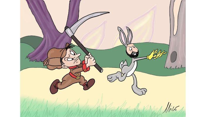 Bugs Bunny Salvini