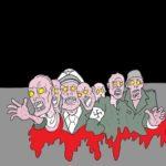 Halloween Thiriller 1 By Nicocomix - Il più terrificante film per la notte di Halloween