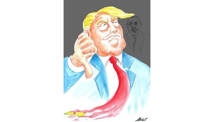 massacrateli pure - Trump ritira le armate americane lasciando i curdi siriani nelle mani di Erdogan - Nicocomix