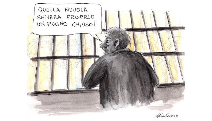 Lula. L'ex presidente del Brasile Luiza Inacio Lula da Silva è stato scarcerato. Nicocomix
