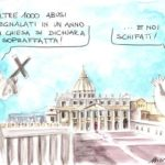abusi . Il Vaticano riceve, in un anno, 1000 segnalazioni di abusi da parte del clero. Nicocomix