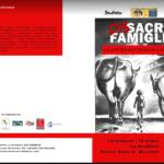 DISSACRA FAMIGLIA mostra a Bologna organizzata da Vignettisti per la Costituzione sul tema della famiglia a cui partecipo con una mia tavola. Nicocomix