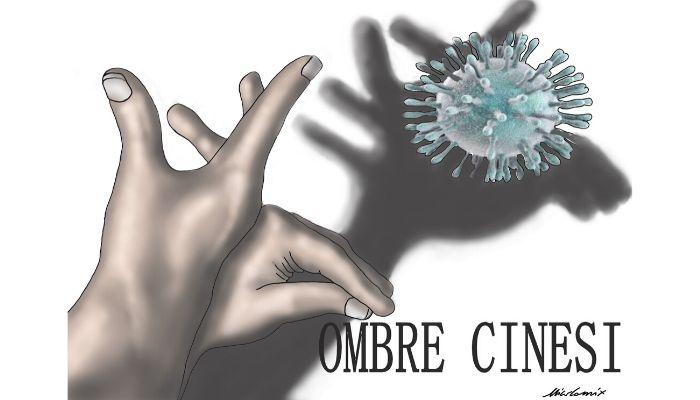 Ombre cinesi - Coronavirus - Nicocomix