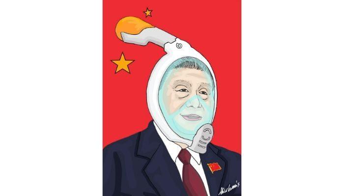 Coronavirus, la Cina ha finito le maschere. Nicocomix