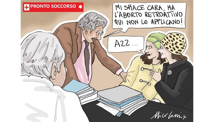 Salvini e il pronto soccorso Nicocomix