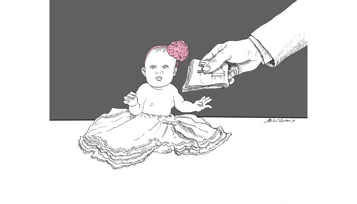 stop abusi sui minori . Pedofilia . Nicocomix