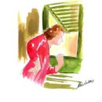 """11 Calvino Immagini . Le mie illustrazioni per il video tratto dal romanzo di Italo Calvino """" Il sentiero dei nidi di ragno"""" by Nicocomix"""