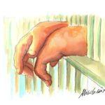 """13 Calvino Immagini . Le mie illustrazioni per il video tratto dal romanzo di Italo Calvino """" Il sentiero dei nidi di ragno"""" by Nicocomix"""
