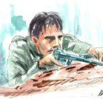 """Calvino Immagini . Le mie illustrazioni per il video tratto dal romanzo di Italo Calvino """" Il sentiero dei nidi di ragno"""" by Nicocomix"""