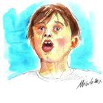 """17 Calvino Immagini . Le mie illustrazioni per il video tratto dal romanzo di Italo Calvino """" Il sentiero dei nidi di ragno"""" by Nicocomix"""