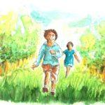 """19 Calvino Immagini . Le mie illustrazioni per il video tratto dal romanzo di Italo Calvino """" Il sentiero dei nidi di ragno"""" by Nicocomix"""