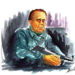 """22 Calvino Immagini . Le mie illustrazioni per il video tratto dal romanzo di Italo Calvino """" Il sentiero dei nidi di ragno"""" by Nicocomix"""