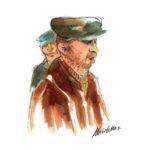 """5 Calvino Immagini . Le mie illustrazioni per il video tratto dal romanzo di Italo Calvino """" Il sentiero dei nidi di ragno"""" by Nicocomix"""