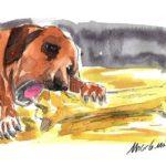 """6 Calvino Immagini . Le mie illustrazioni per il video tratto dal romanzo di Italo Calvino """" Il sentiero dei nidi di ragno"""" by Nicocomix"""