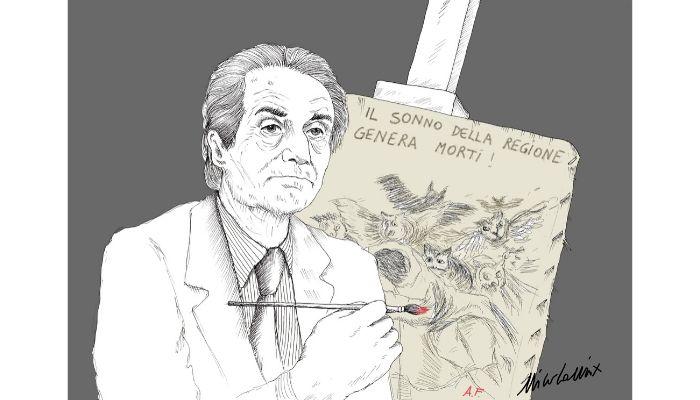 il sonno della regione genera morti. Attilio Fontana . Indagini decessi da coronavirus nelle Rsa della Regione Lombardia. Nicocomix