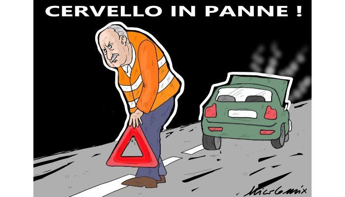 """Pappalardo . Gilet arancioni : """"il virus non esiste!"""" . Nicocomix"""