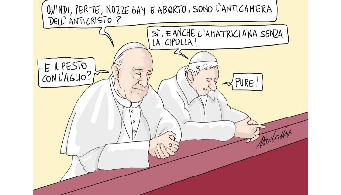 Ratzinger . Nicocomix