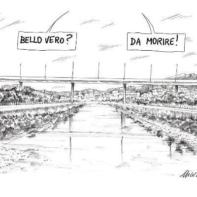 Ponte S. Giorgio Genova