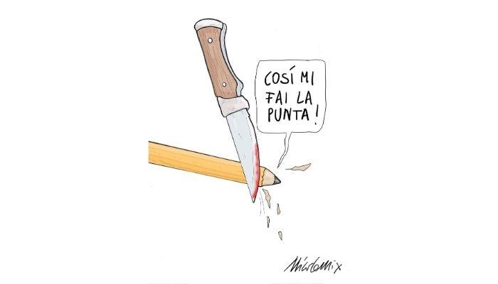 Charlie Hebdo . Nicocomix
