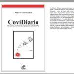 CoviDiario. La Copertina realizzata per il nuovo libro dello scrittore Marco Sommariva. Nicocomix