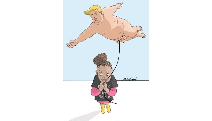 Trump vs Biden . Elezioni Americane. Chi sarà il presidente USA? Quanto influiranno alle elezioni l'odio e il razzismo di Trump? Nicocomix