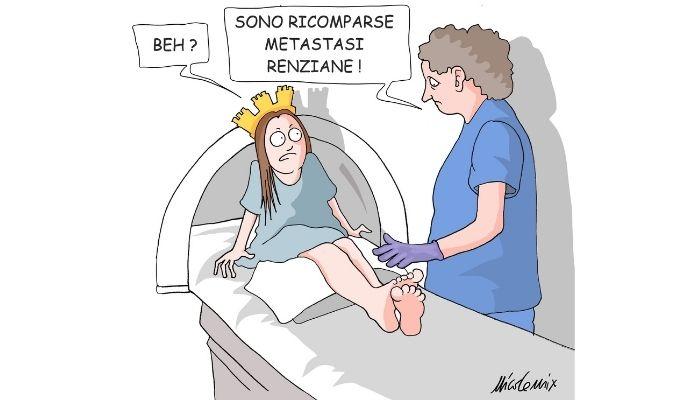 metastasi renziane . Matteo Renzi cerca di far cadere il governo Conte. Nicocomix