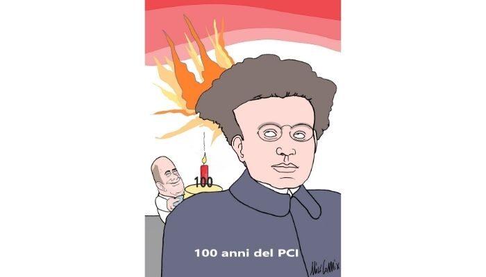 100 anni del PCI - Nicocomix