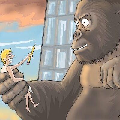 King Kong e Nicocomix