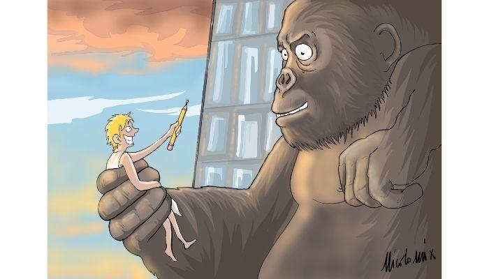 Kink Kong e Nicocomix