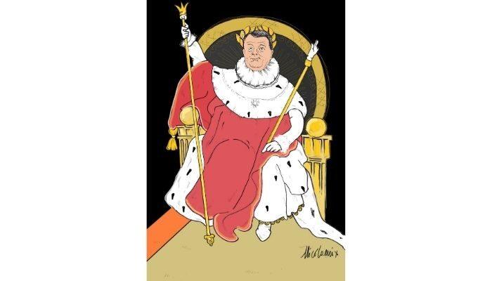 L'ego di Renzi. Nicocomix
