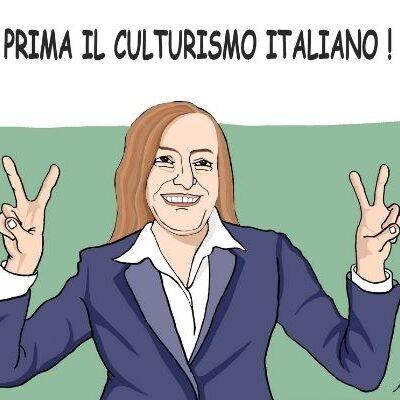 Prima il culturismo italiano