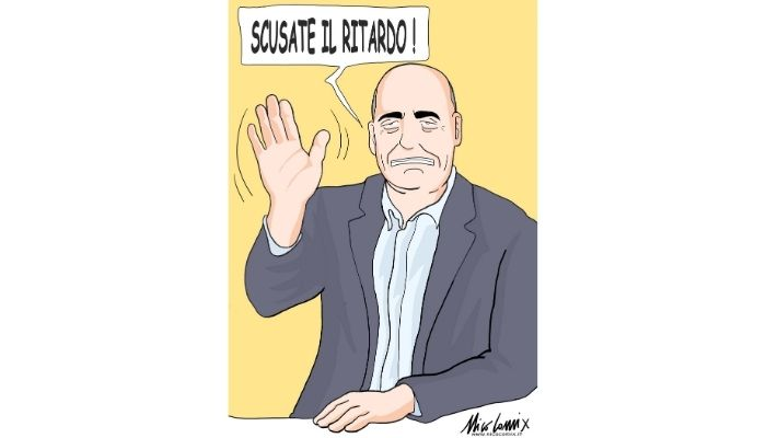 Ciao Zingaretti . Le dimissioni, forse tardive, di Nicola Zingaretti. Nicocomix