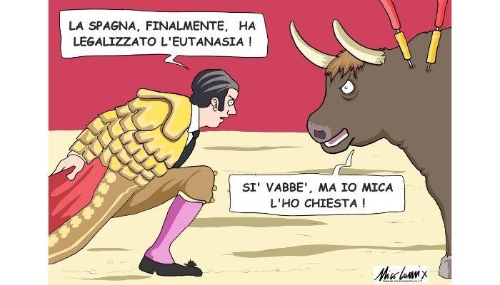 eutanasia spagnola . Nicocomix