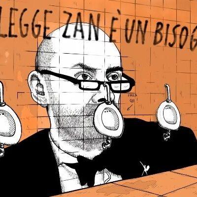 Zan Street Art