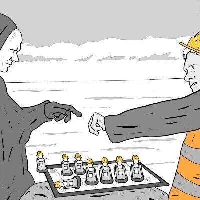 scacco matto al lavoratore