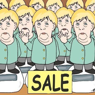Merkel addio