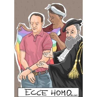 ECCE HOMO LUCANO
